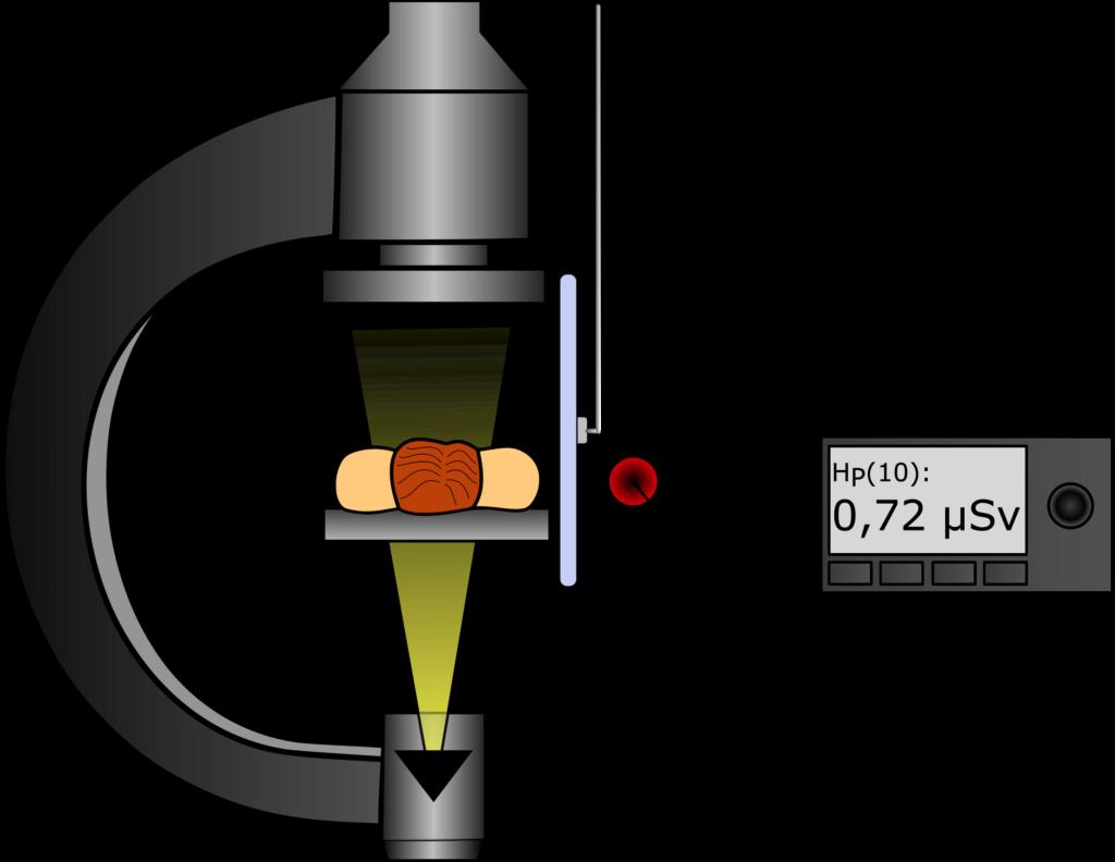 C-Bogen Bleiglas