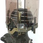 Gamma-Knife Alderson-Phantom mit CT-Planungsbox