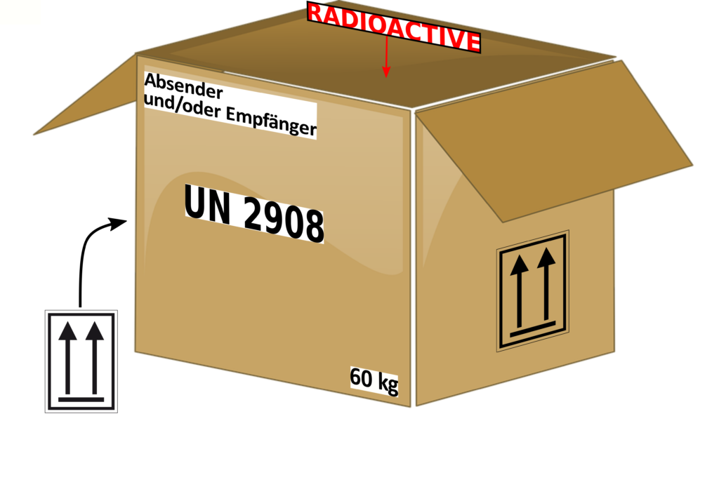 Freigestelltes-Versandstück-leere-Verpackung