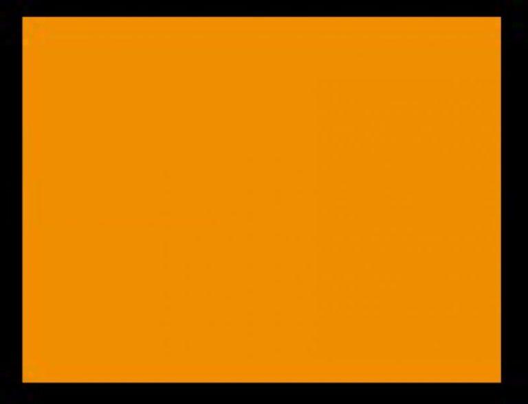 Orange-Tafel